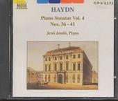 Pianosonates vol.4. vol.4