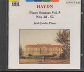 Pianosonates vol.5. vol.5