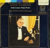 XXth Century piano works