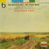 Die Klavierwerke. Vol. 6, Dumka - Au jardin - Berceuse - Spanish melody - Humoresque, etc...