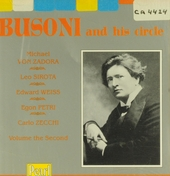 Busoni & his circle. vol.2