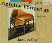 Pieces de clavecin suites 1-5