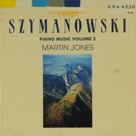 Complete piano music volume 2. vol.2