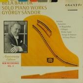 Solo piano works. Vol. 3