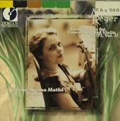 4 Sonatas for unaccompanied violin op.91, vol.II. vol.2