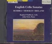English cello sonates