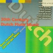 20th century Dutch flute music