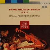 Italian recorder sonatas. vol.2