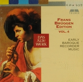 Early baroque recorder music. vol.4