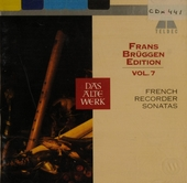 French recorder sonatas. Vol. 7