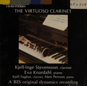 The virtuoso clarinet