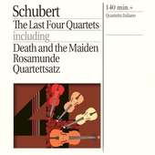 The last four quartets