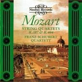 String quartets K.387 & K.464