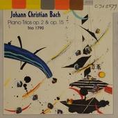Piano trios op. 2 & op. 15