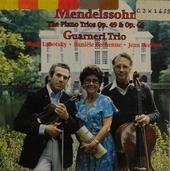 The piano trios op.49 & op.66