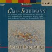 Trio für Klavier, Violine und Violoncello in g minor opus 17