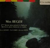 2ème Sonate pour piano et clarinette (op.49)
