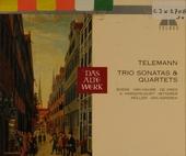 Trio sonatas and quartets