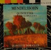 Quintettes opus 12 no.1 & opus 13 no.2
