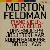 Piano, violin, viola, cello