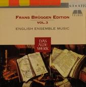 English ensemble music. vol.3