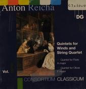 Quintets for winds and string quartet vol.1. vol.1