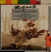 Chamber music for winds. vol. 11