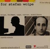 For Stefan Wolpe