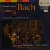 Six quintets op.11