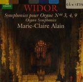 Symphonies pour orgue