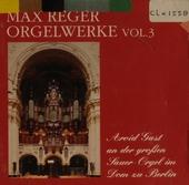 Die großen Orgelwerke. vol.3