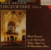 Die großen Orgelwerke. vol.4
