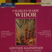 Symphonie pour orgue no.5 op.42,1. vol.3