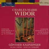 """Symphonie pour orgue no.9 op.70 """"Symphonie gothique"""". vol.5"""