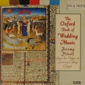 The Oxford book of wedding music