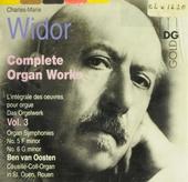 Complete organ works. Vol. 3