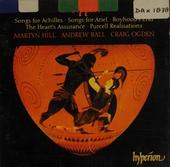 Songs by Michael Tippett