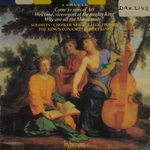 Complete odes and welcome songs 8. vol.8