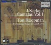 Complete cantatas. Vol. 1