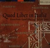 Quod libet in Italië