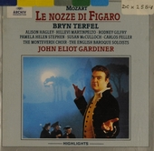 Le nozze di figaro K.492 highlights
