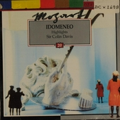 Idomeneo : Highlights. vol. 20