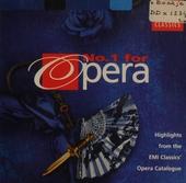 No.1 for opera