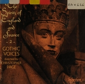 Spirits of England and France. Vol. 2, Songs of the trouvères