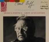 Musica poetica. vol.1