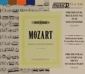Rondo C dur für Violine und Orchester KV.373