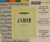 Violinkonzert a moll BWV.1041