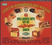 40 Hollandse hits uit de vijftiger jaren. vol.3