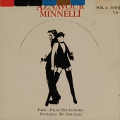 Aznavour / Minnelli - Paris 1991