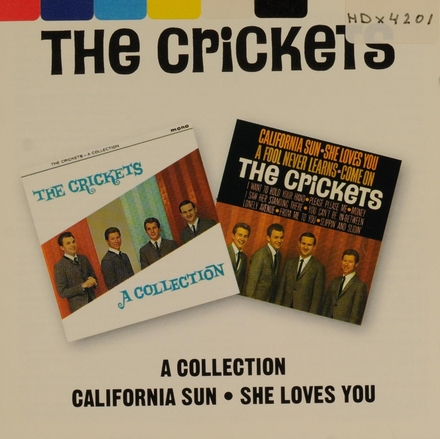 A collection ; California sun - She loves you